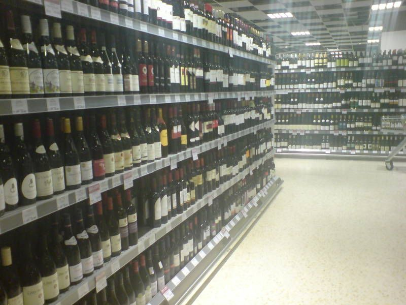 Waitrose in Richmond has just become some kind of booze Mecca